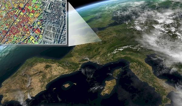 SHIRA Satellite at High Resolution TIR